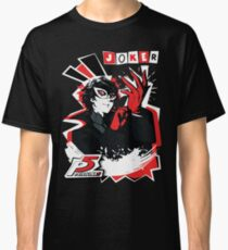 Persona 5 - Joker Classic T-Shirt