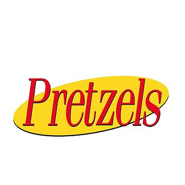 PRETZELS by ScottToddy