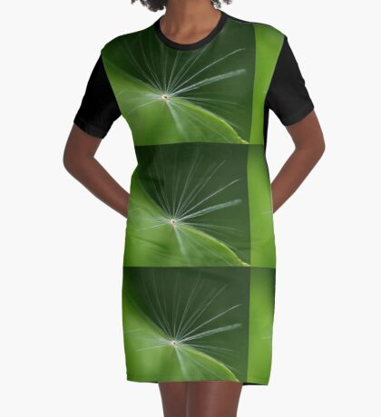 One lost Fairy Graphic T-Shirt Dress