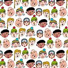 People. by Ekaterina Panova