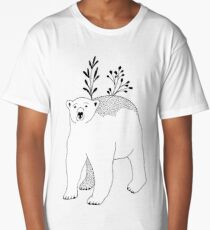 Polar bear Long T-Shirt
