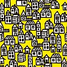My town by Ekaterina Panova