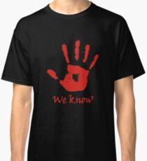 Dark Brotherhood Classic T-Shirt
