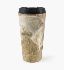 Coyote pounce 2 Travel Mug