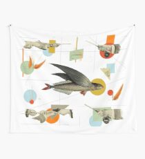 FLY FISH FLY Wall Tapestry