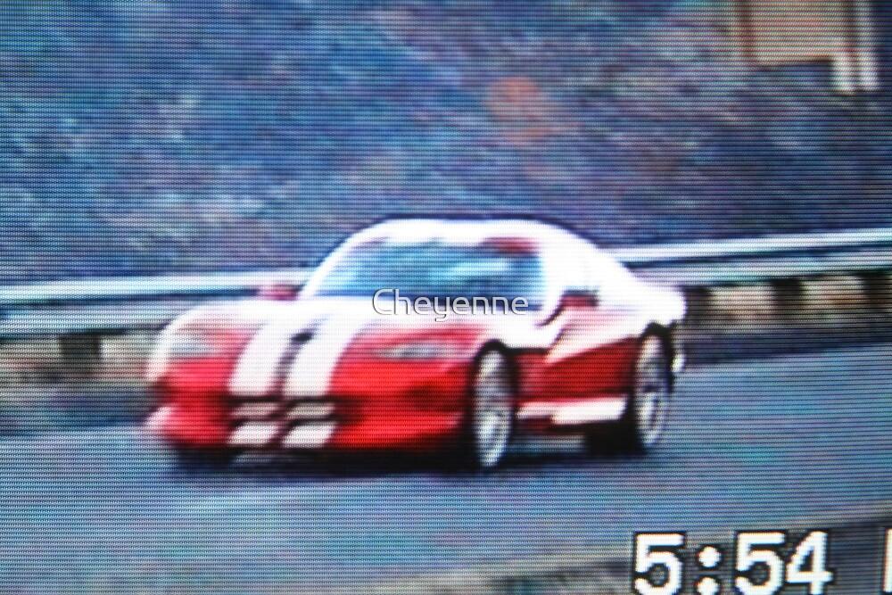 Dodge Viper by Cheyenne
