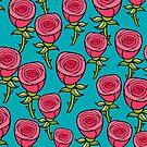 Roses by Ekaterina Panova