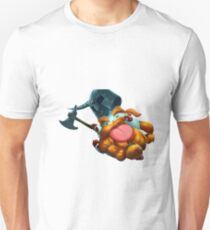 Olaf poro league of legends Unisex T-Shirt