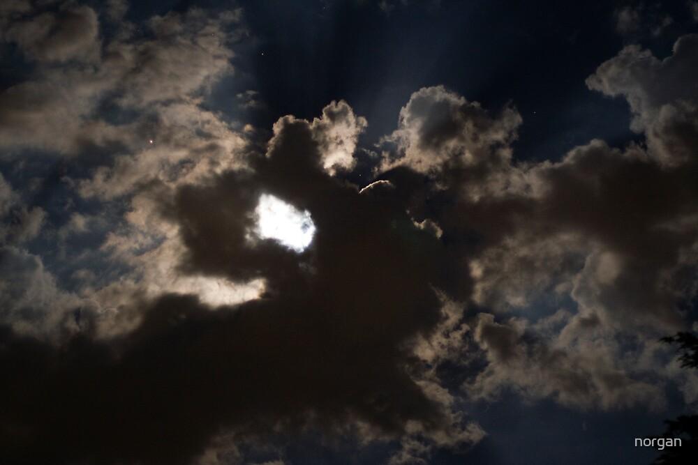 Full Moon Light by norgan