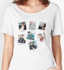 BTS Du gehst nie alleine Baggyfit T-Shirt