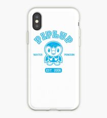 Piplup - College Style iPhone Case