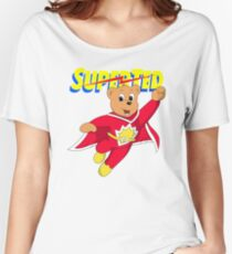 Superted Superhero Women's Relaxed Fit T-Shirt