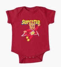 Superted Superhero One Piece - Short Sleeve