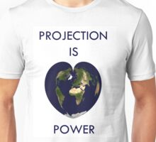 Projection is power Unisex T-Shirt