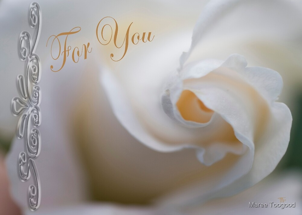 For You  by Maree Toogood
