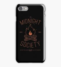 The Midnight Society iPhone Case/Skin