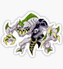 Ben 10 - Ripjaws Sticker