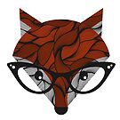 Fox by Ekaterina Panova