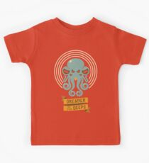 Cthulhu, Dreamer in the Deeps Kids Clothes