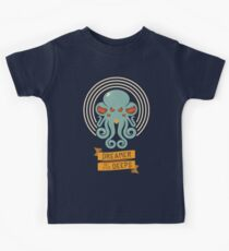 Cthulhu, Dreamer in the Deeps Kids Tee