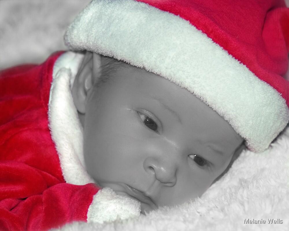 Santa Baby by Melanie Wells