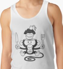 HUNGRY MONKEE Tank Top