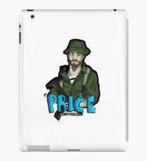 Captain Price iPad Case/Skin