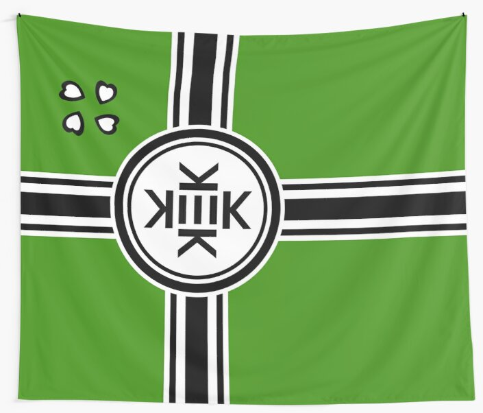 Official flag of Kekistan by HellFrog