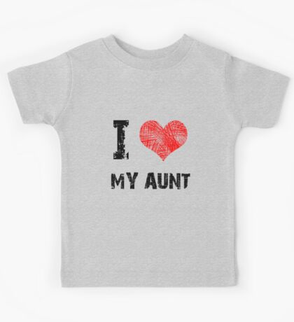 I love my Aunt Kids Clothes