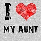 I love my Aunt by Stuart Stolzenberg