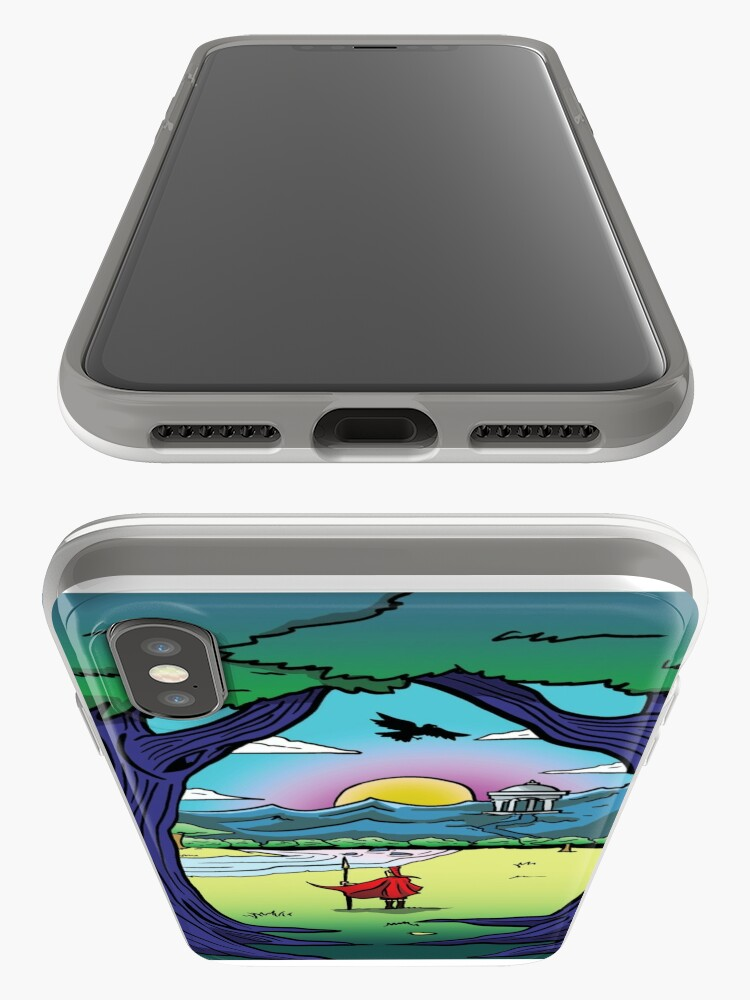 Alternate view of Elysian Fields iPhone Cases & Covers