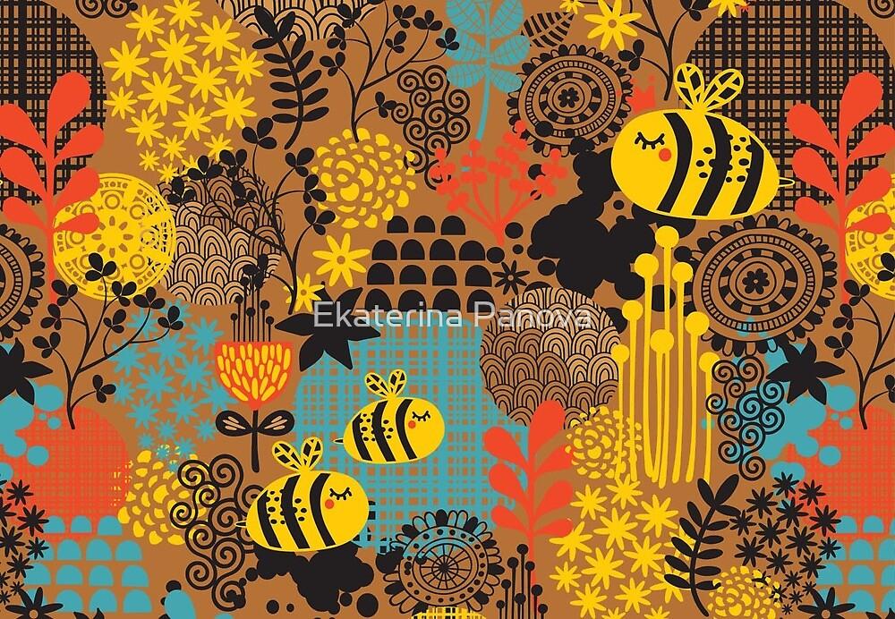 The bee by Ekaterina Panova
