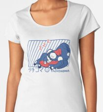 Camiseta premium para mujer TACHIKOMA
