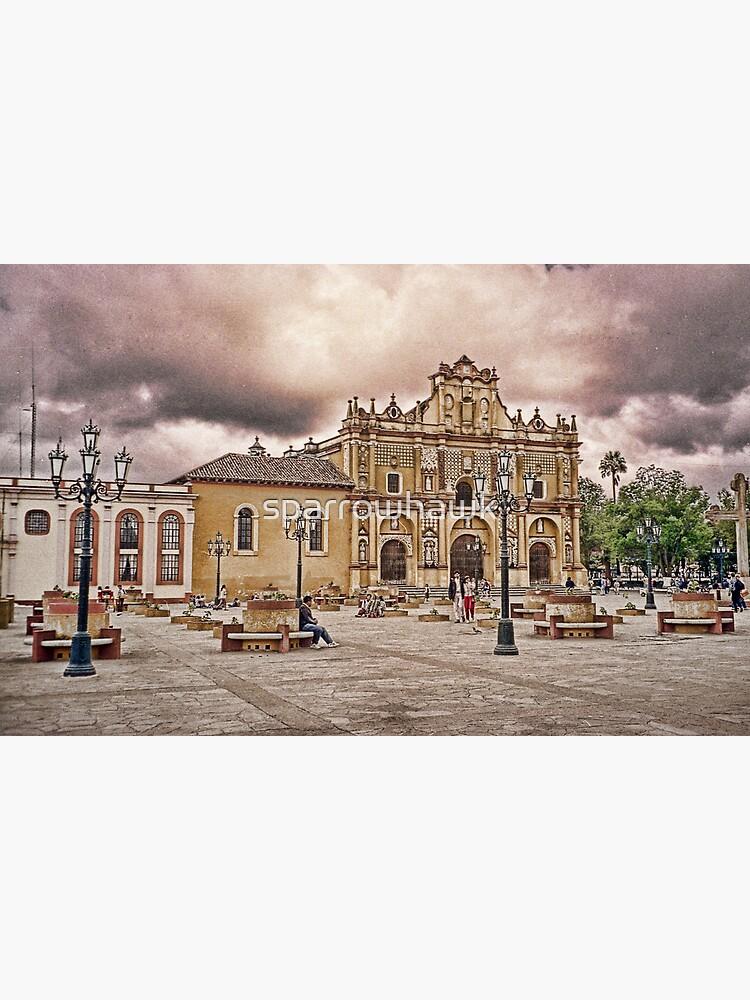 Guatemalan Church by sparrowhawk
