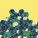 Tropical Tiles #redbubble #decor #buyart by designdn