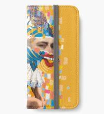 Groove Along, Richard iPhone Wallet/Case/Skin