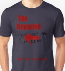 The Departed Minimalist Design Unisex T-Shirt