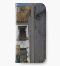Rustic Charm, Carmona, Andalusia iPhone Wallet/Case/Skin