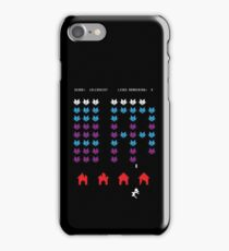 Puss Invaders iPhone Case/Skin