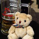 Teddy Is Very Thirsty by wiggyofipswich
