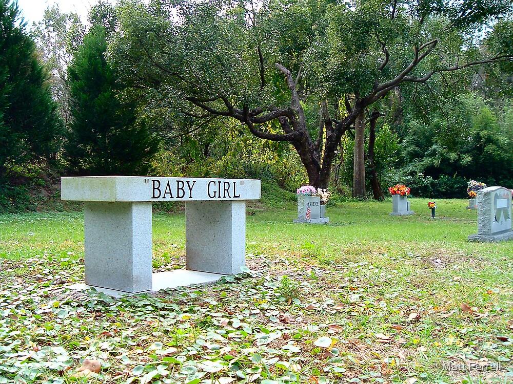 """Baby Girl"" by Matt Ferrell"