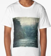 Valley and River Long T-Shirt