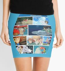 Totoro Mini Skirt