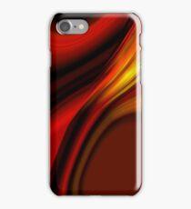 Tornado Fire iPhone Case/Skin