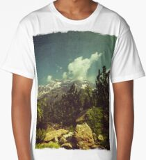 Italian Mountains Long T-Shirt