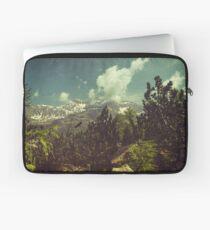 Italian Mountains Laptop Sleeve