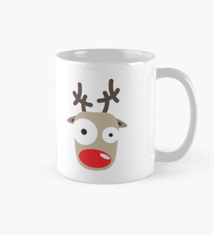 Rudolph Surprise Mug