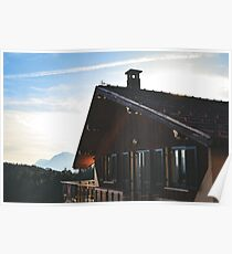 chalet Poster