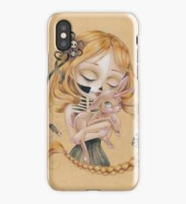 Enchanted Kiss Of The Undead Beauty iPhone Case/Skin