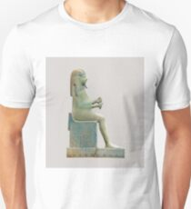 Ancient Egyptian Inlay depicting the God Shepshi T-Shirt